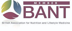 BANT registered Nutritional Therapist