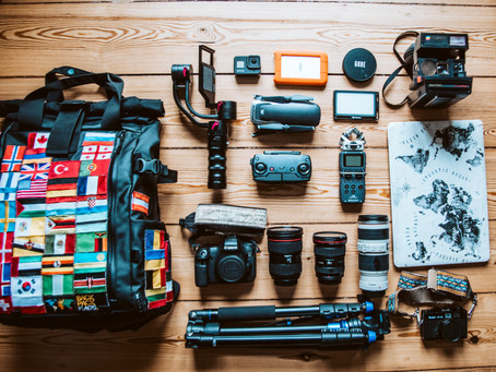 Everything You Need To Know About Camera Equipment