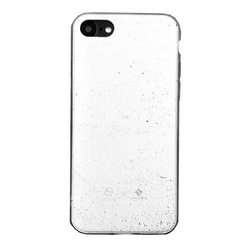 White Concrete Smartphone Case (iPhone)
