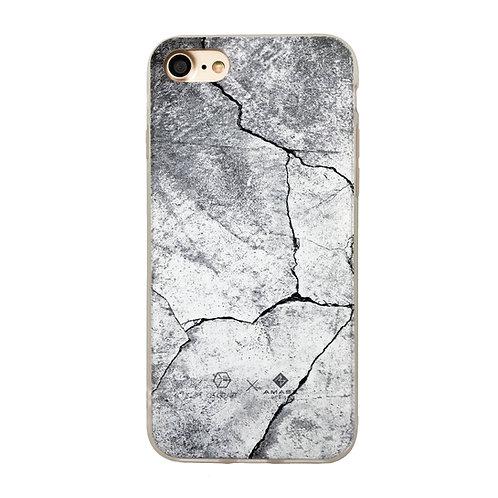 Crack Concrete Smartphone Case (iPhone)