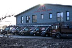 Dachdeckerei Ahlf GmbH // Otterndorf