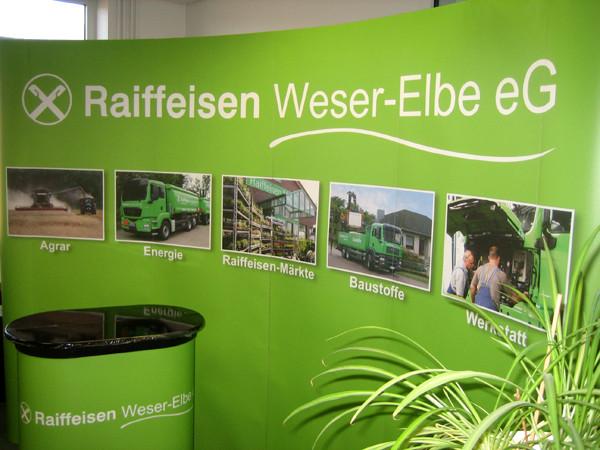 Raiffeisen Weser-Elbe eG // Otterndorf