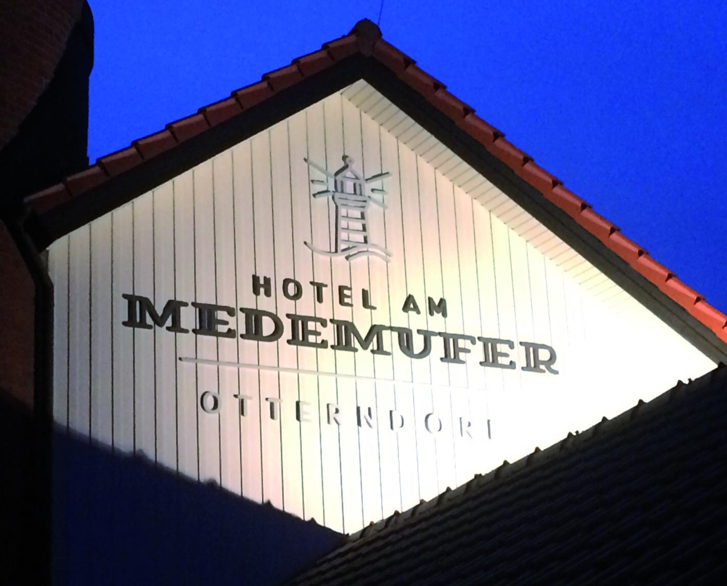 Hotel Medemufer // Otterndorf