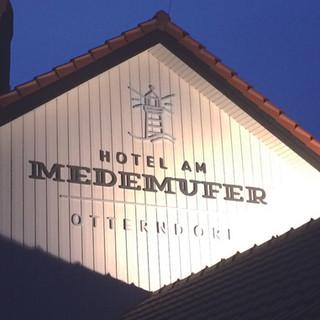 Hotel am Medemufer // Otterndorf