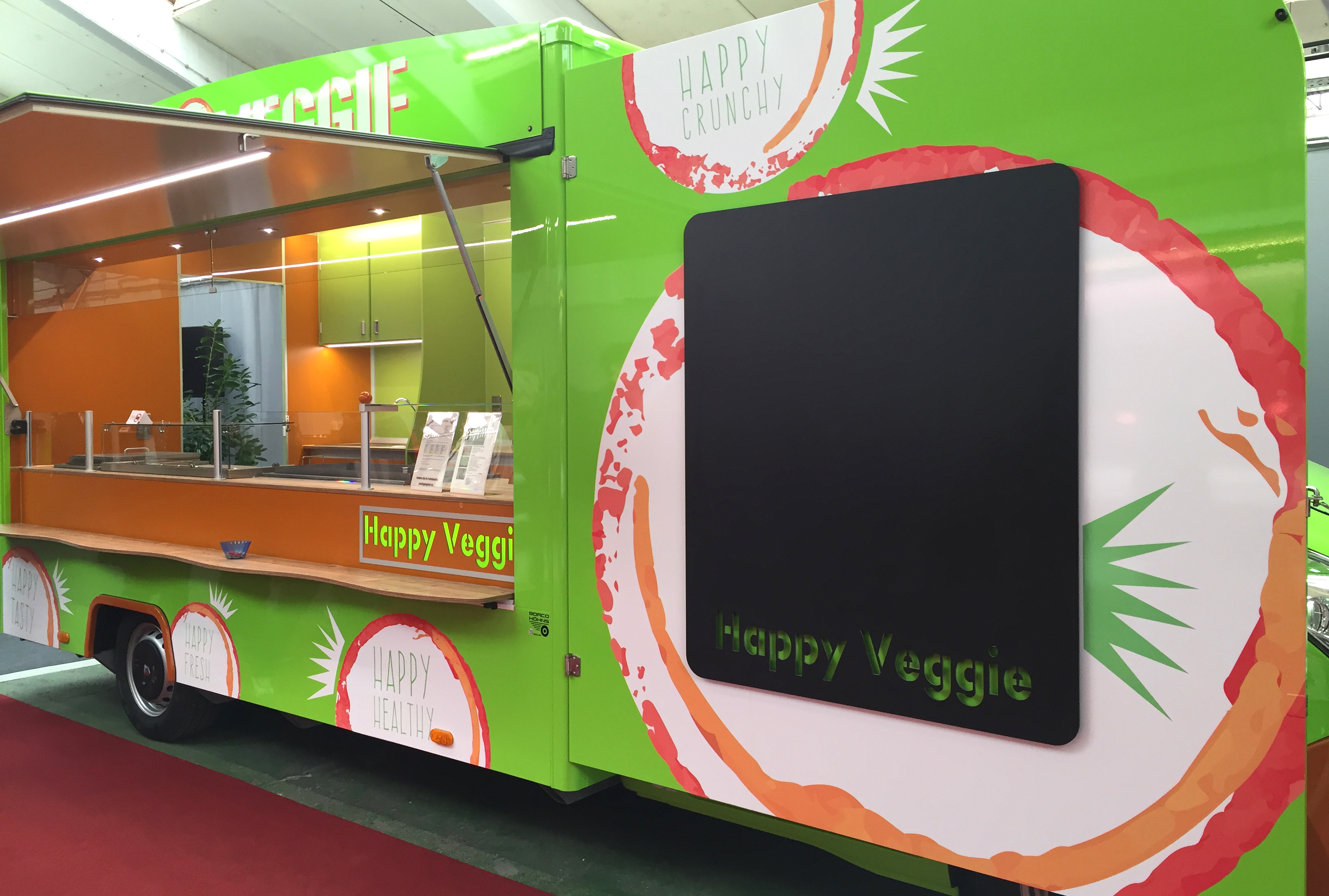 "Foodtruck ""Happy Veggie"" // Borco Höhns Rotenburg"