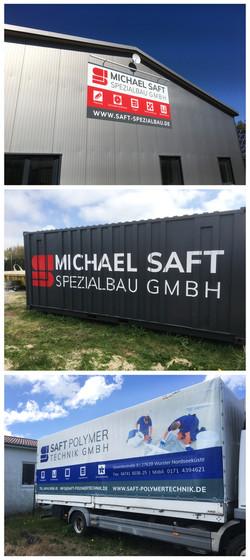 Michael Saft Spezialbau & Saft Polymertechnik GmbH // Cuxhaven