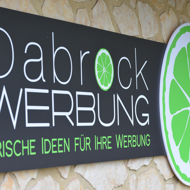 Dabrock Werbung // Wingst