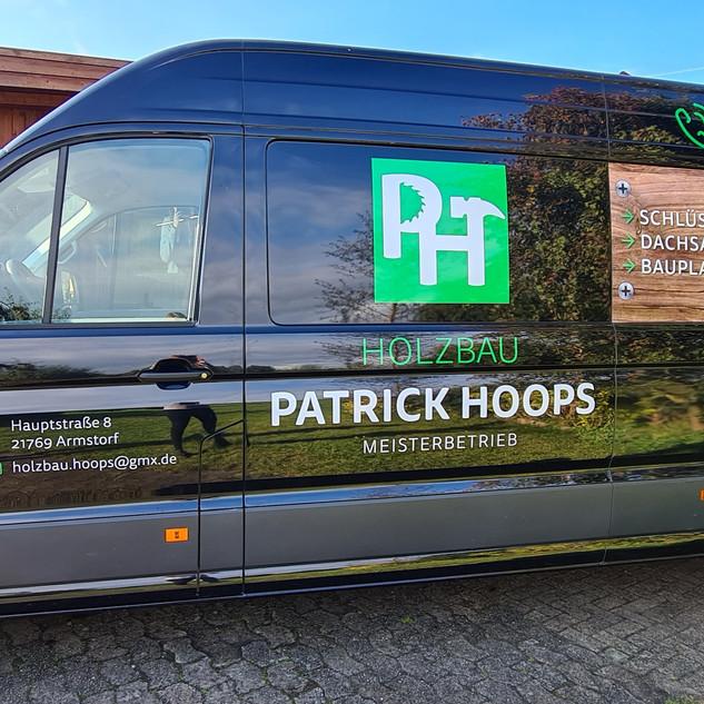 Holzbau Patrick Hoops