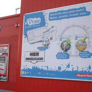 Media Markt // Stade