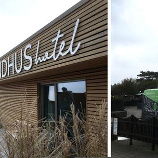 STRANDHUShotel // Cuxhaven