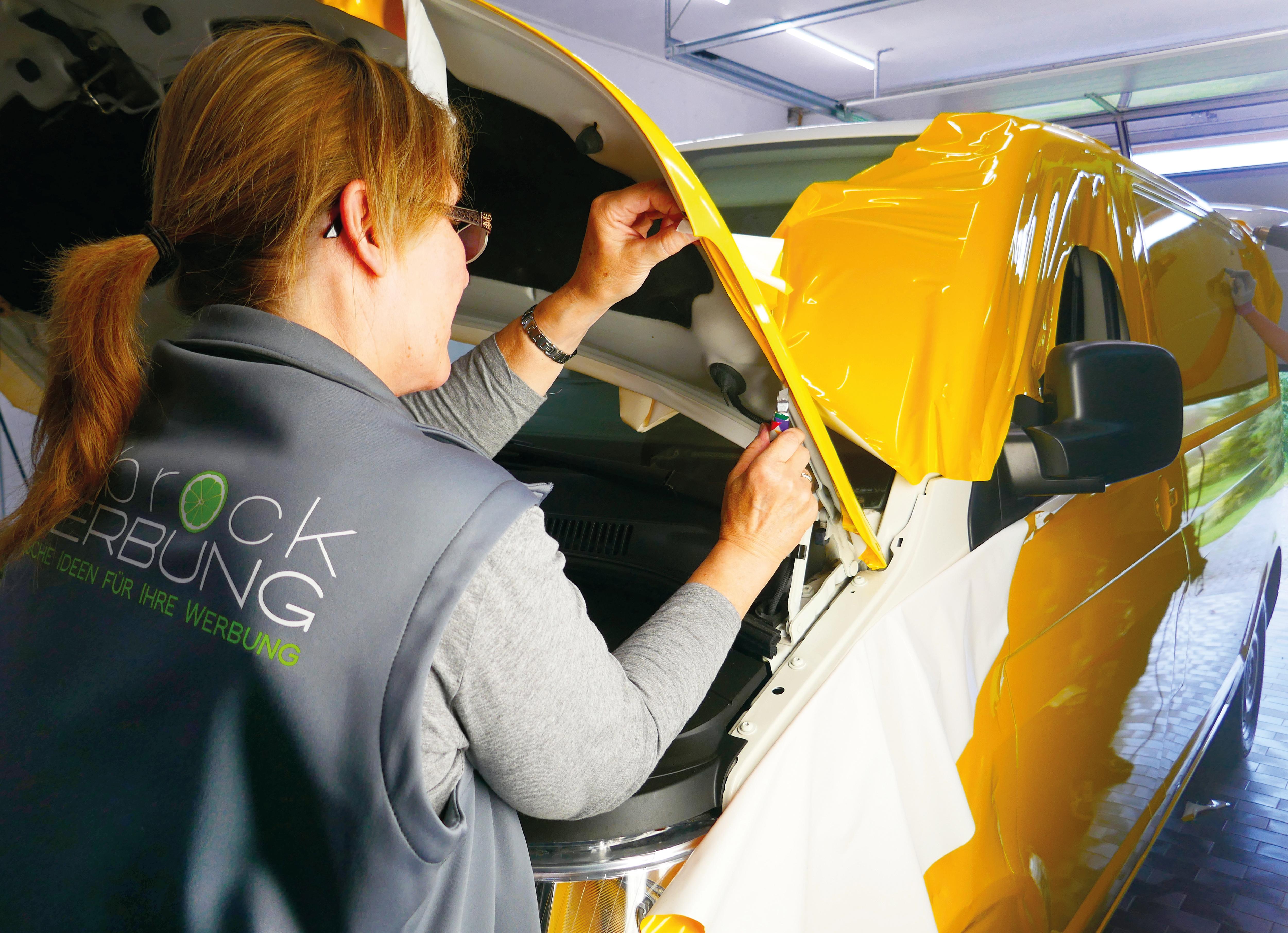 VW T5 // Fahrzeughalle Dabrock