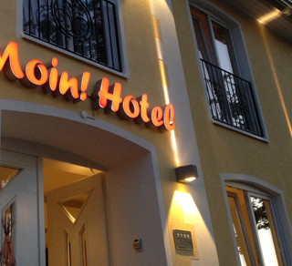 Moin Hotel // Cuxhaven