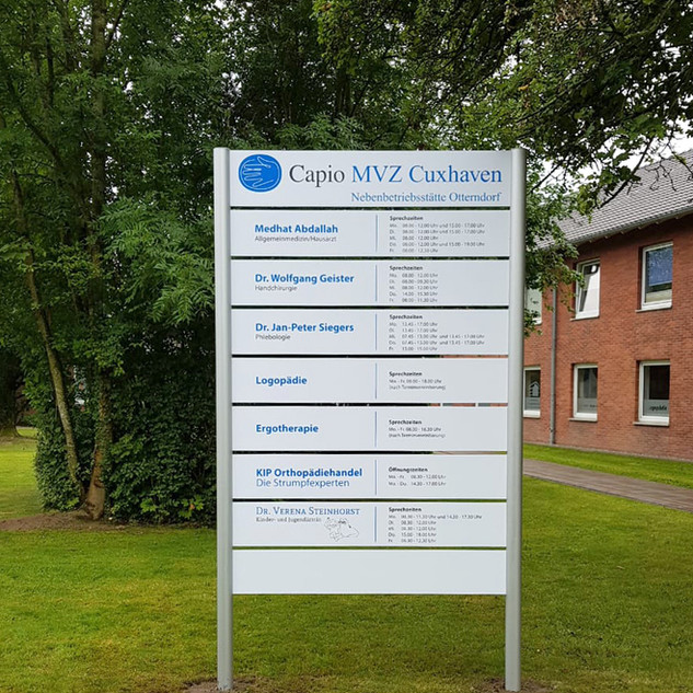 Capio Krankenhaus // Otterndorf