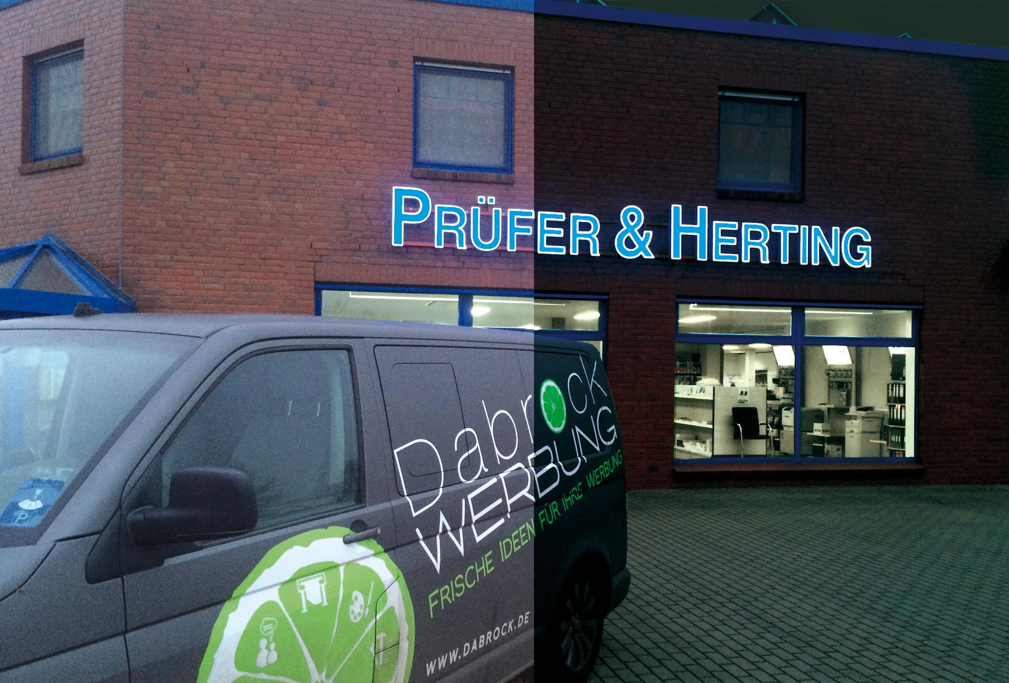 Prüfer & Herting GmbH // Otterndorf