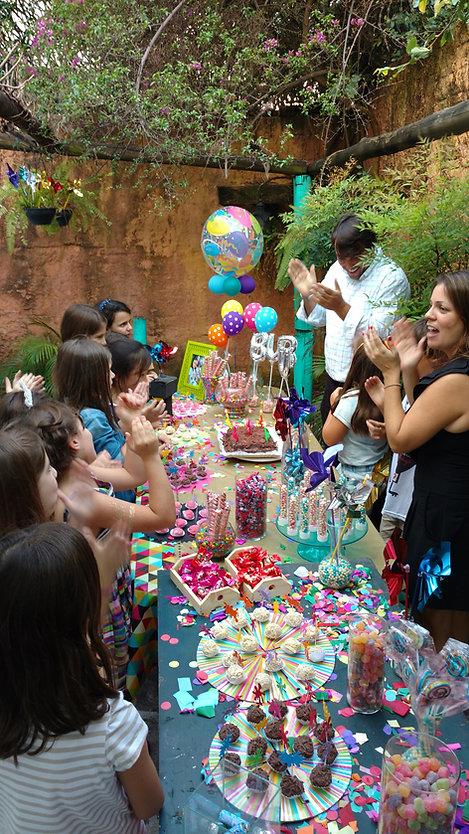 Festa infantil alterativa sp
