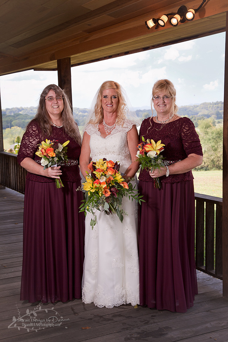 Lebanon Wedding Photographer | Bridal Party