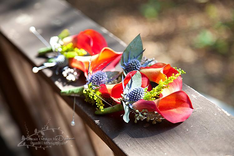 Wedding Flower Photography | Bonny Meade Wedding