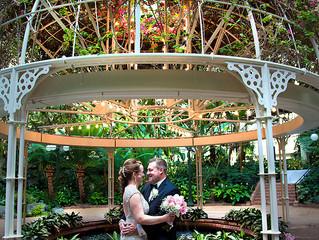 Gaylord Opryland Resort & Convention Center Wedding - Nashville TN