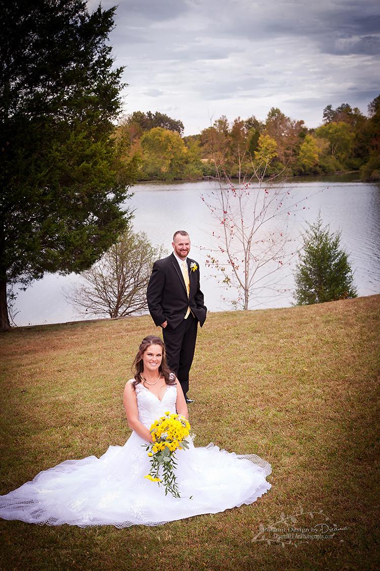 Wedding Portrait - couple