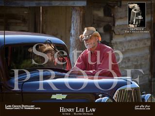 Henry Law - Author/Master Distiller