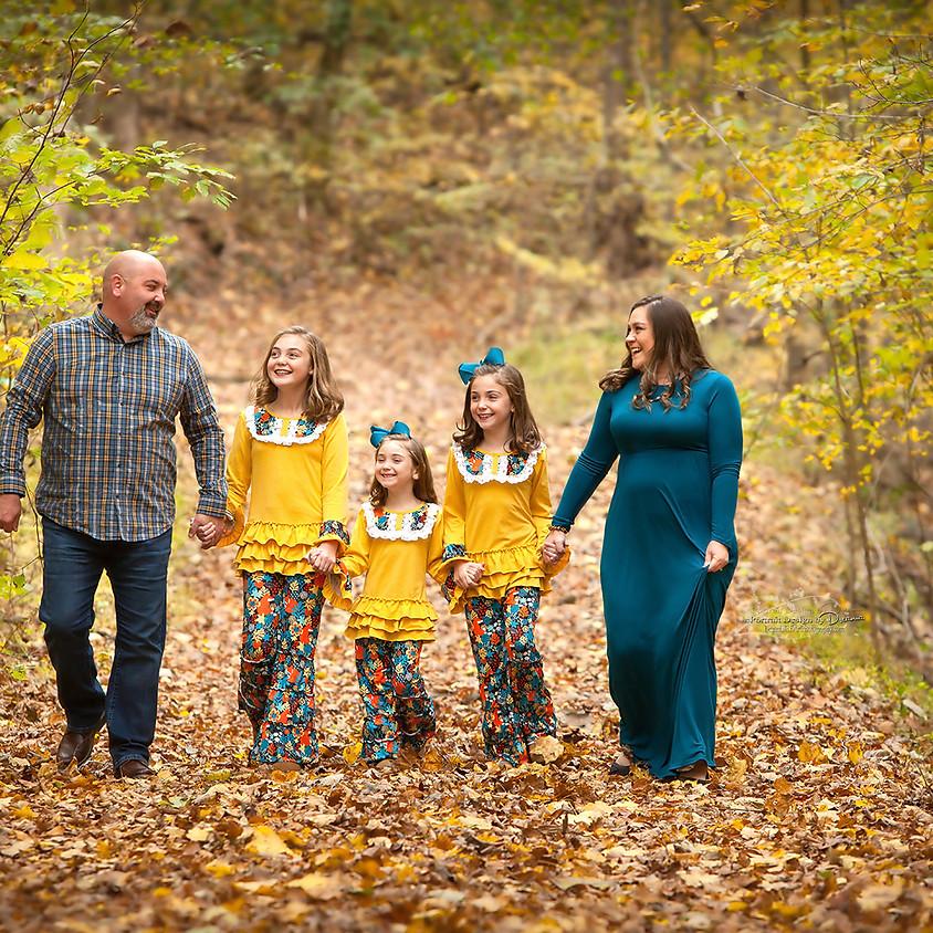 Fall Family Fun 10.24 thru 11.1.2020 - 1/2 OFF | ONLY $35