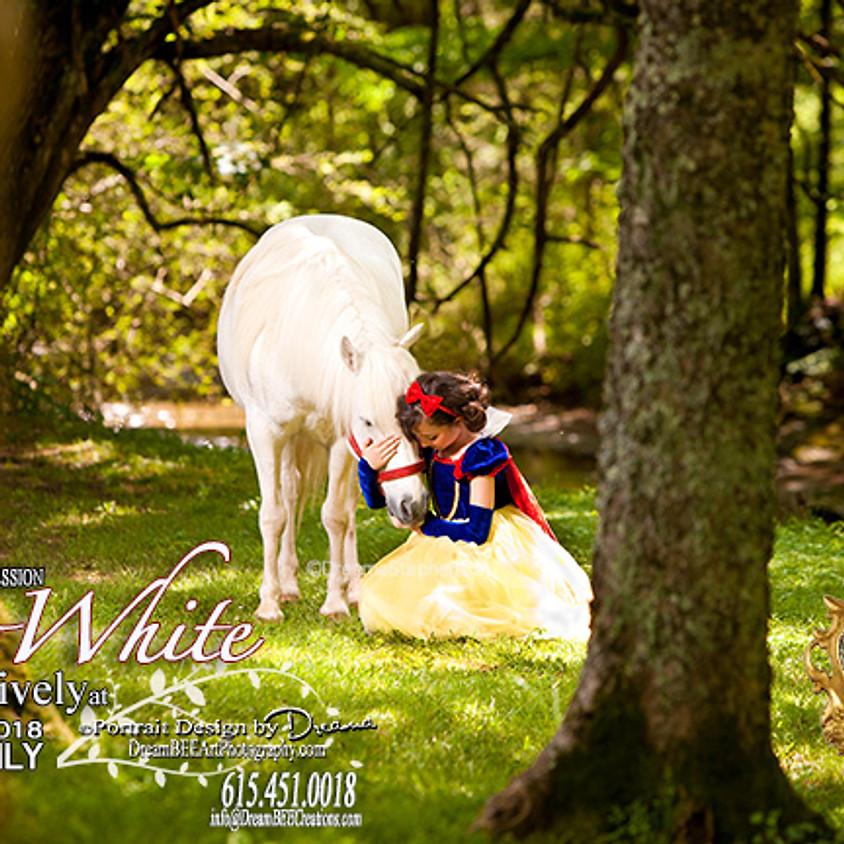 Snow White Princess Portrait LE 2019