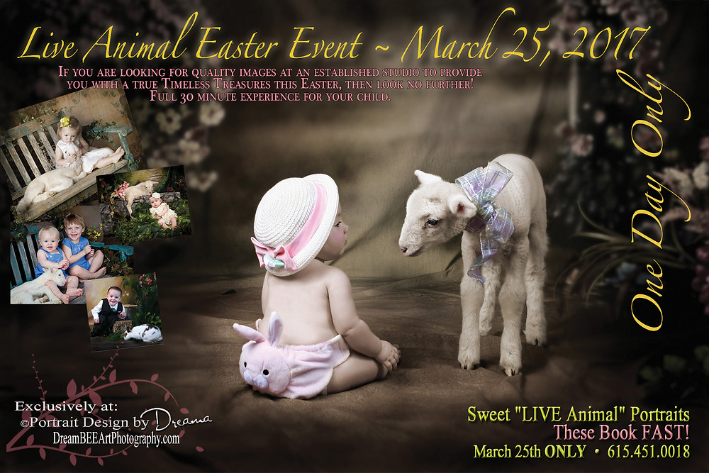 Easter 2017 Adv - March 25 by ©Dreama Stephenson