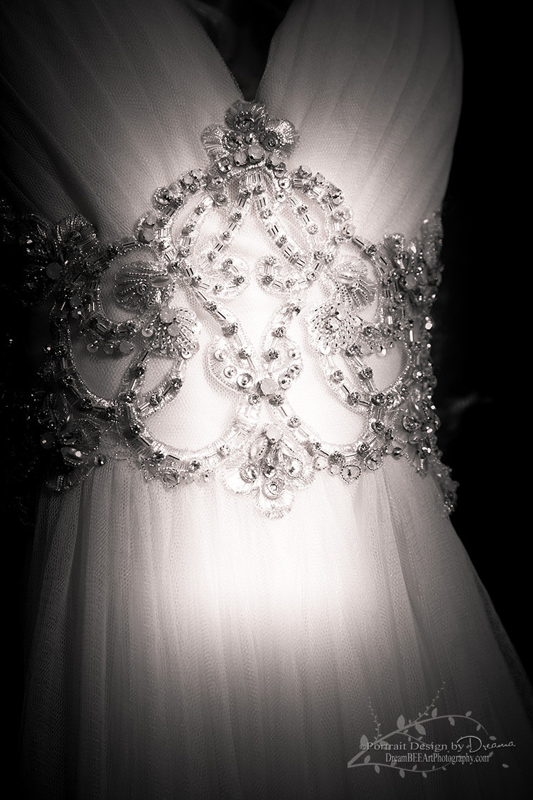 Ms. Brooks Wedding Gown