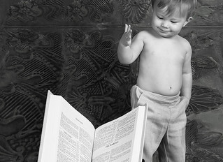 Sunday Sermon by Little Preacher