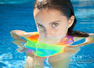 Swim Photography Time Is Upon Us - Pool Portraits
