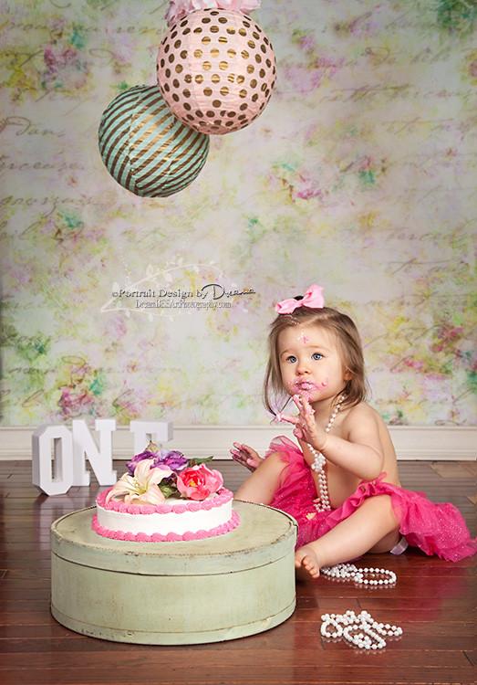 Smash Cake - 1 year