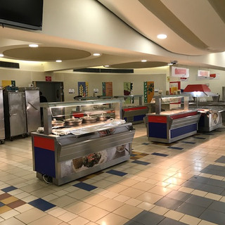 Large Cafeteria