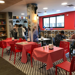 Kosher Cafe on Campus