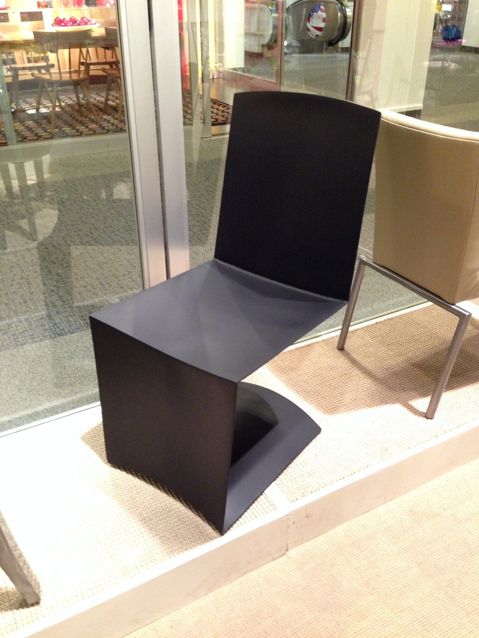 Helix Chair Black High Point October