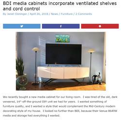 BDI Venue Cabinet Review - The Gadgeteer 20180426
