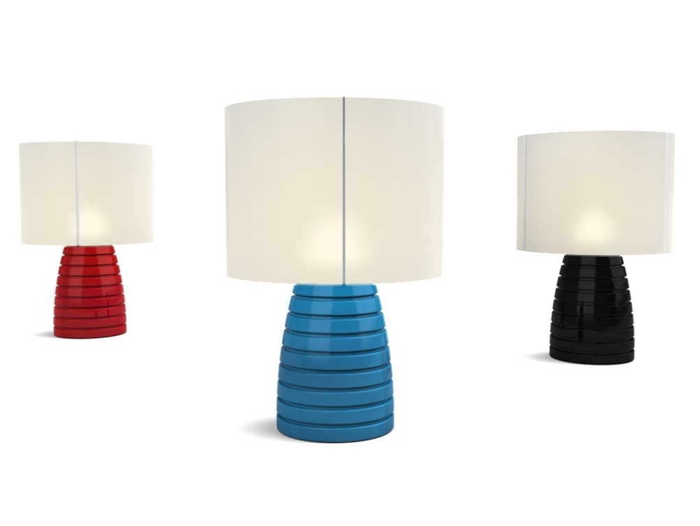 Inda Ceramic Table Lamp