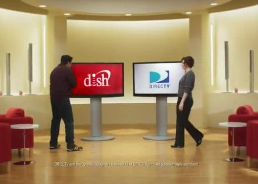 Vista Dish Network Commercial