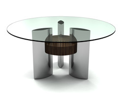 Sesa Dining Table Round