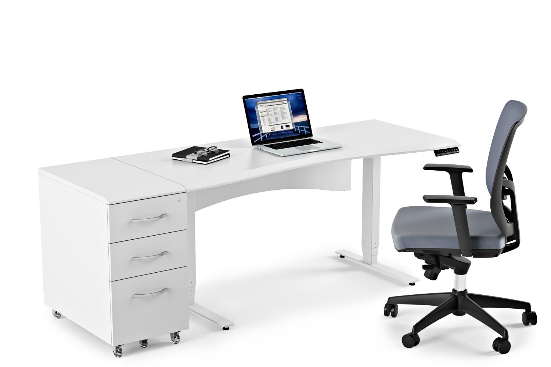 Ola Lift Desk + File
