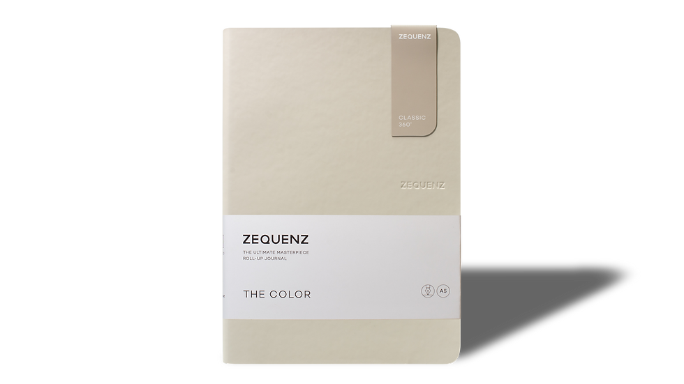 ZEQUENZ The Color A5 Beige