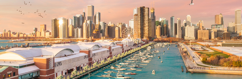 Navy Pier Marina   Chicago, IL