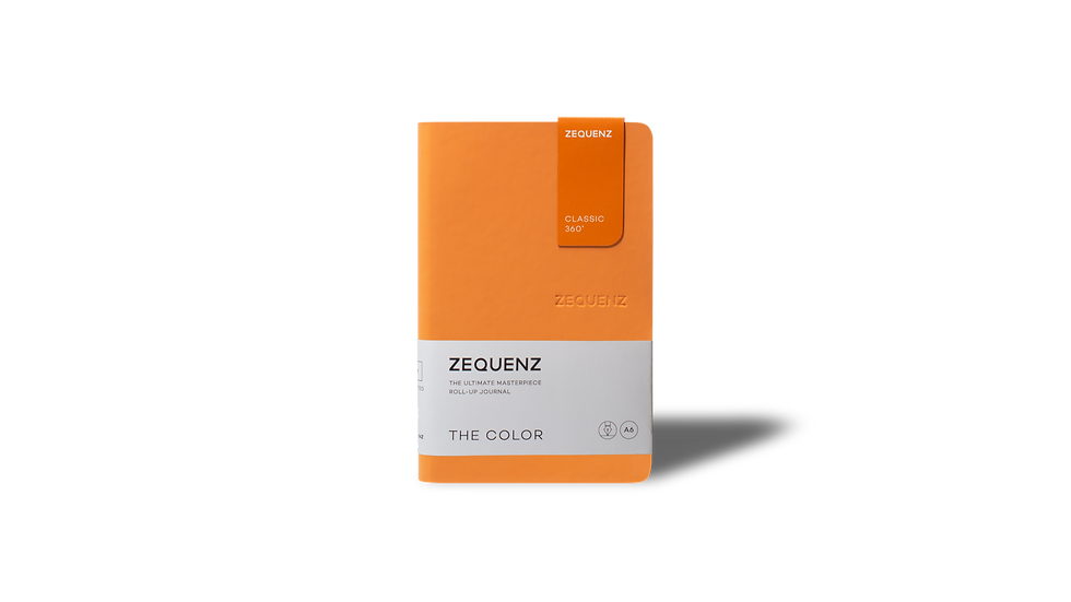 ZEQUENZ The Color A6- Apricot