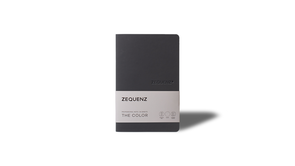 ZEQUENZ The Color Professional Note Storm