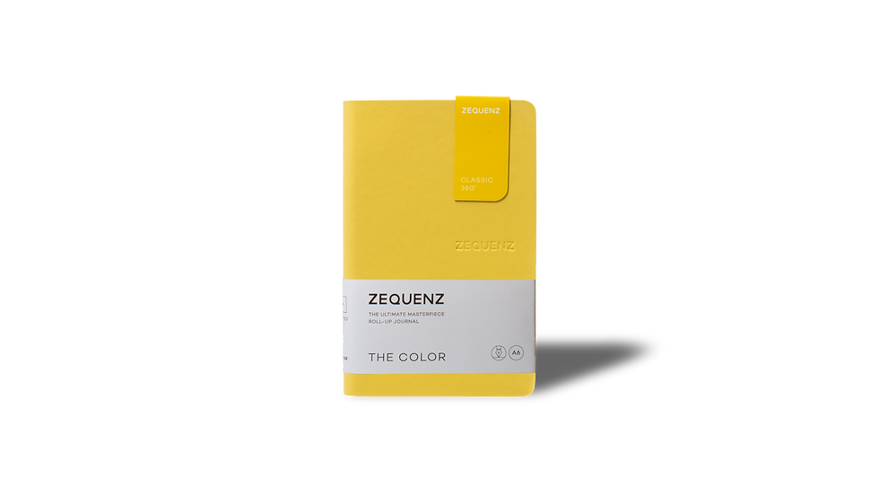ZEQUENZ The Color A6- Mustard