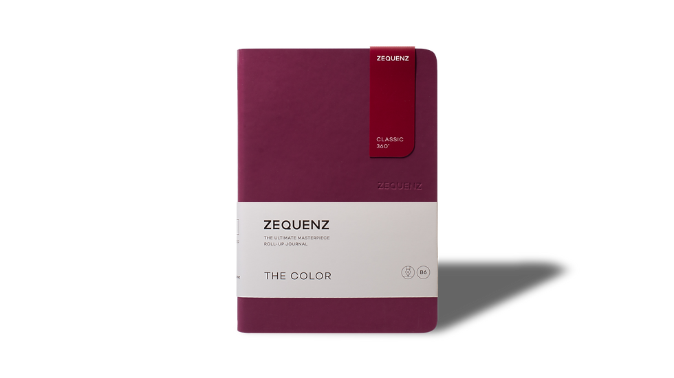 ZEQUENZ The Color B6 Berry