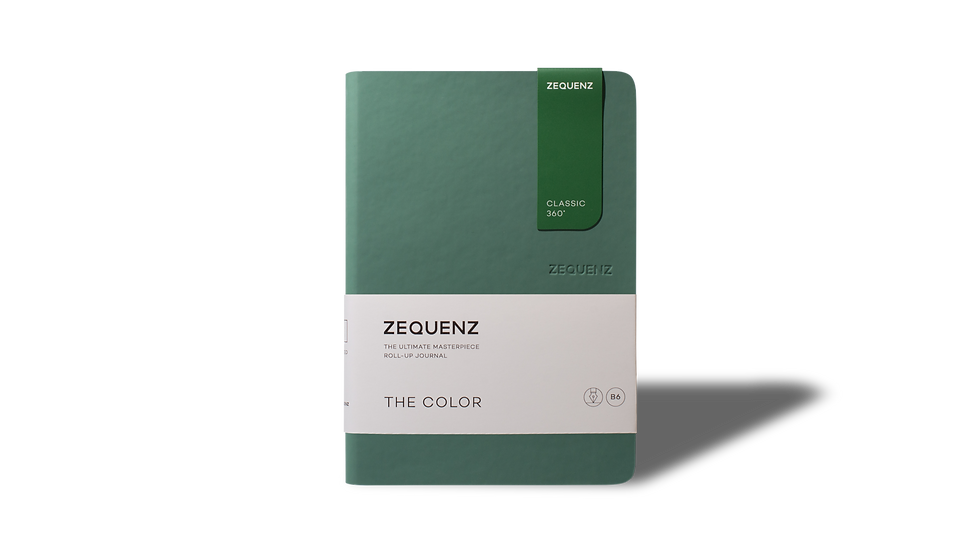 ZEQUENZ The Color B6 Jade