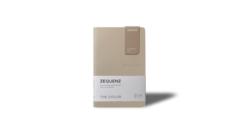 ZQUENZ The Color A6- Taupe