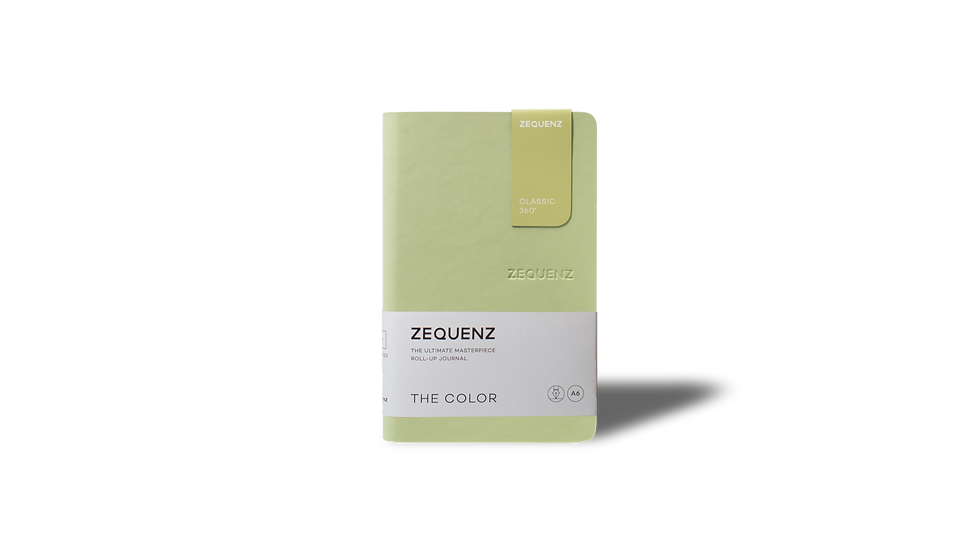ZEQUENZ The Color A6- Olive