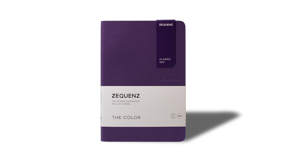 ZEQUENZ The Color B6 Scarlet Gum