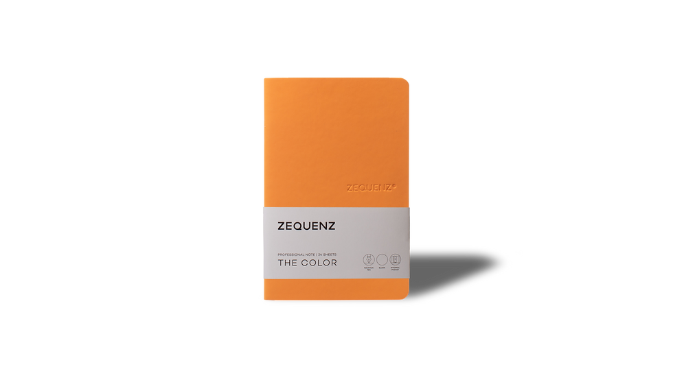 ZEQUENZ The Color Professional Note Apricot